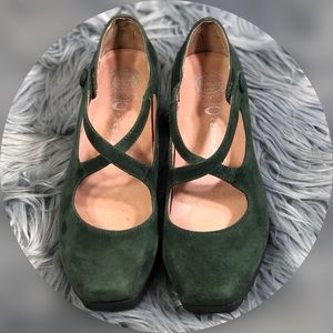 Jeffrey Campbell Mary Jane Platform Shoes Size 6